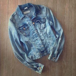 Jean Jacket LOGG H&M Like New